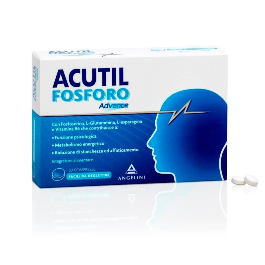 ACUTIL FOSFORO 50 Compresse