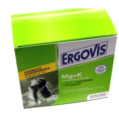 Ergovis Mg+K 30 Buste