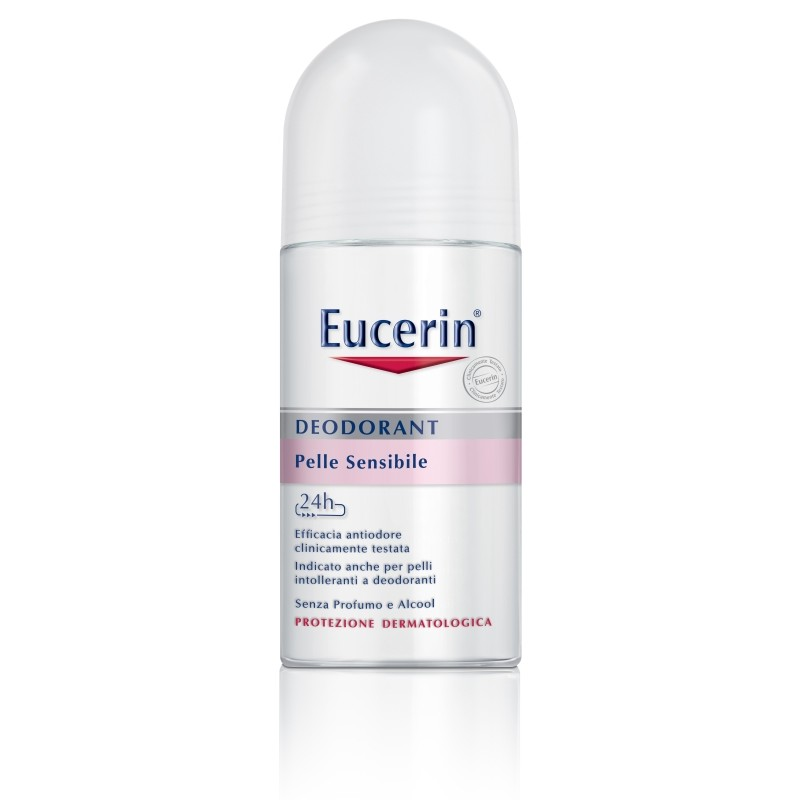 EUCERIN DEOD ROLL-ON P SENS