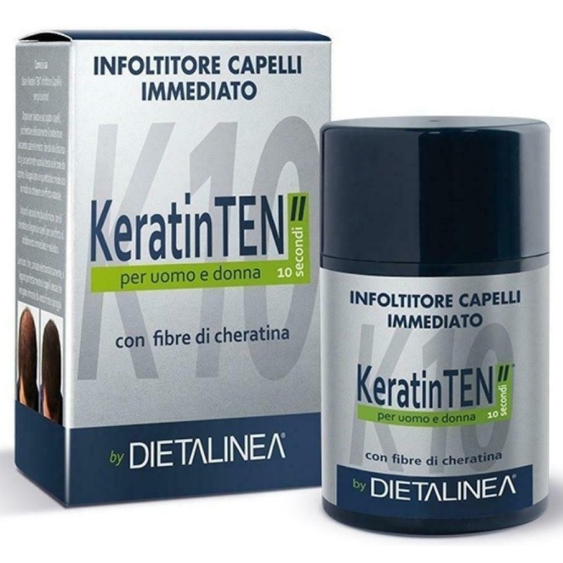 Keratin Ten Nero