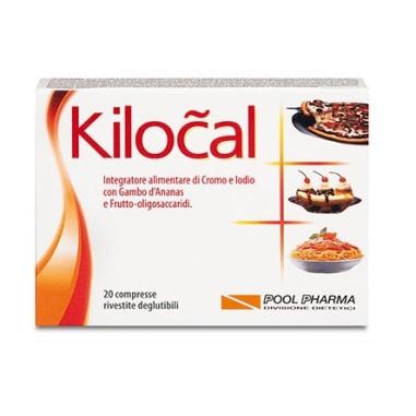 Kilocal 20 Compresse