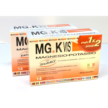 MGK Vis Arancia 14+14 buste
