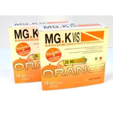 MGK Vis Orange Zero Zuccheri 30 buste
