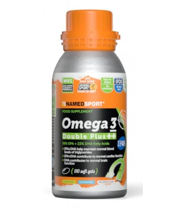 OMEGA 3 DOUBLE PLUS - 110 softgel
