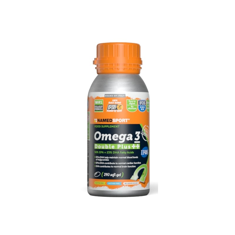 OMEGA 3 DOUBLE PLUS - 240 softgel