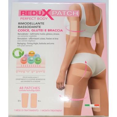 Redux Patch Perfect Body Rimodellante Coscie, Glutei e Braccia