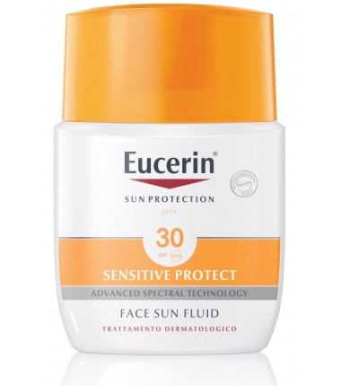 Sensitive Protect Face Sun Fluid SPF 30