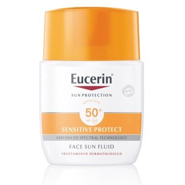 Sensitive Protect Face Sun Fluid SPF 50+