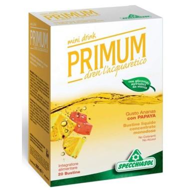 PRIMUM DREN MINI DRINK-GUSTO ANANAS CON PAPAYA