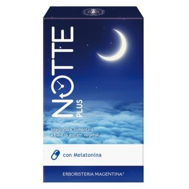 Notte Plus con Melatonina