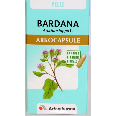 Arkocapsule Bardana