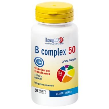 Long Life B complex 50