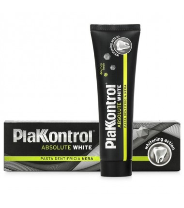 PLAKKONTROL ABSOLUTE WHITE75ML
