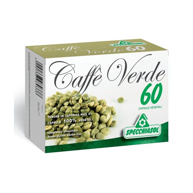 CAFFE' VERDE 60 Capsule