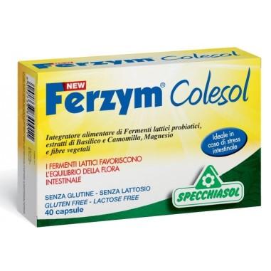FERZYM COLESOL 40 Capsule