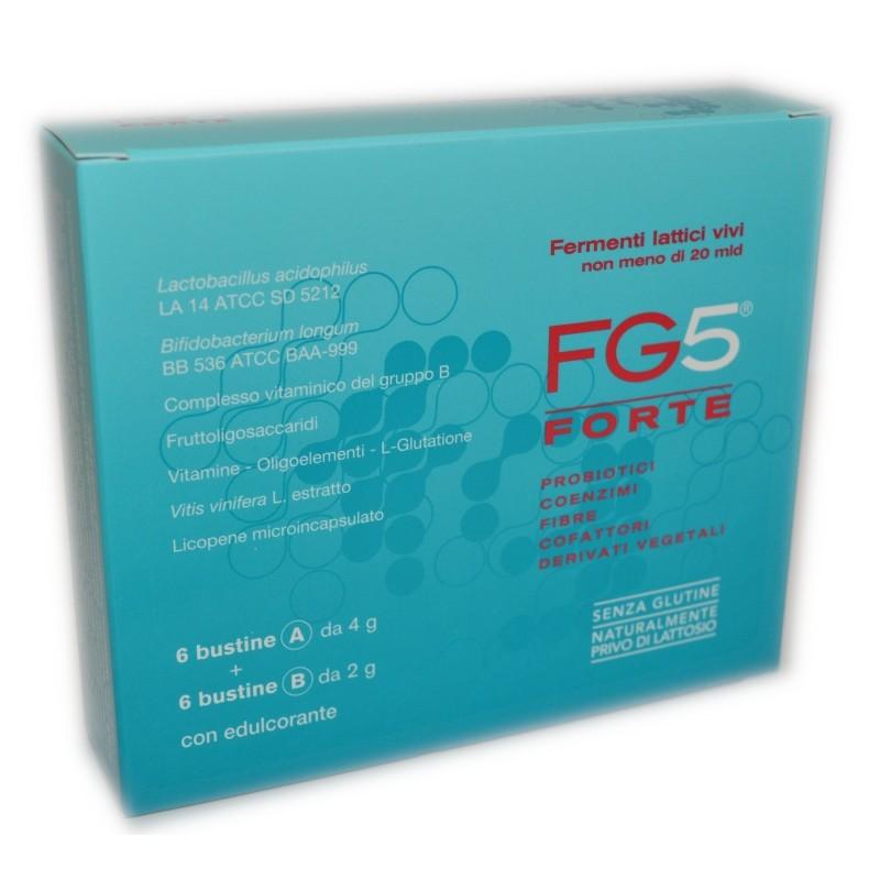 FG5 Forte 6+6 buste