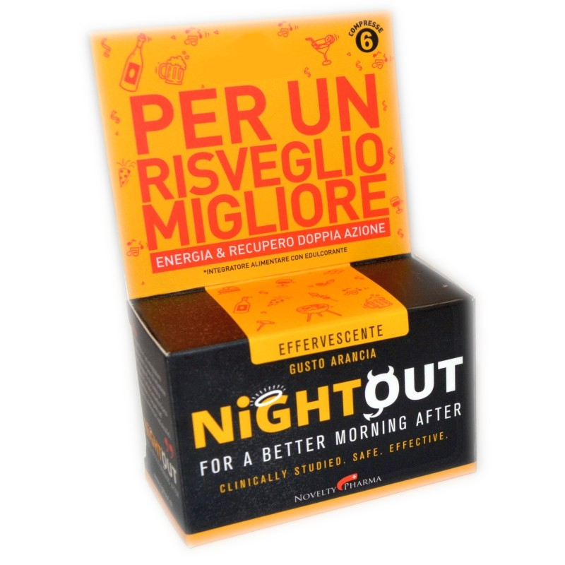 NIGHT OUT COMPRESSE