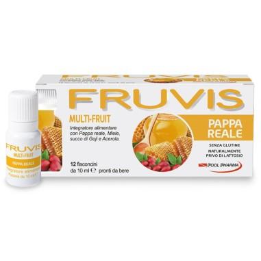 FRUVIS Multi-Fruit Pappa Reale