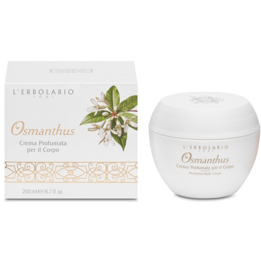 Crema Profumata Osmanthus