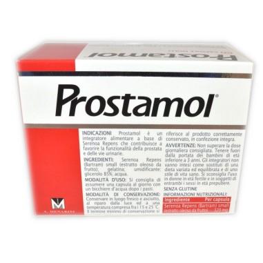 Prostamol 60 capsule