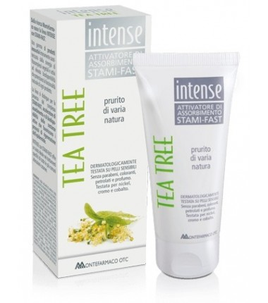 Intense Crema Tea Tree