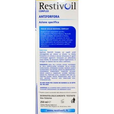 Restivoil Complex Capelli Da Normali A Grassi