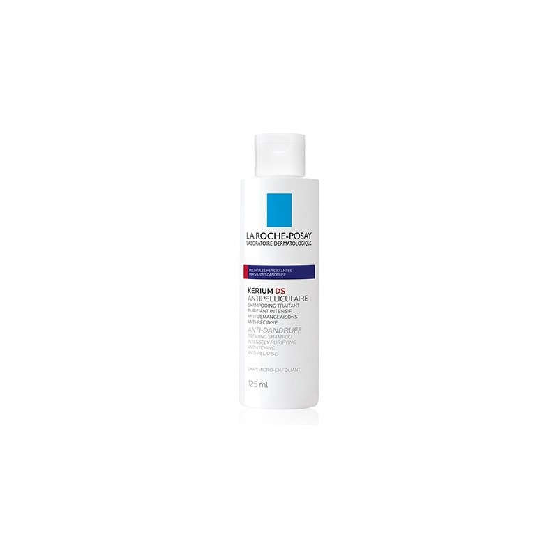 KERIUM DS Shampoo intensivo anti-forfora