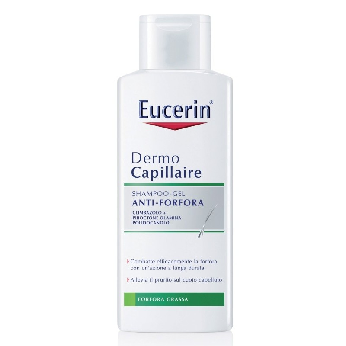 DermoCapillaire Shampoo-Gel Anti-Forfora Grassa