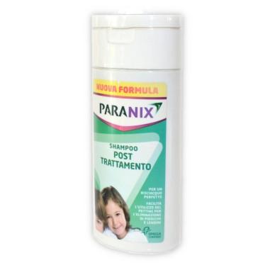 Paranix Shampoo post trattamento