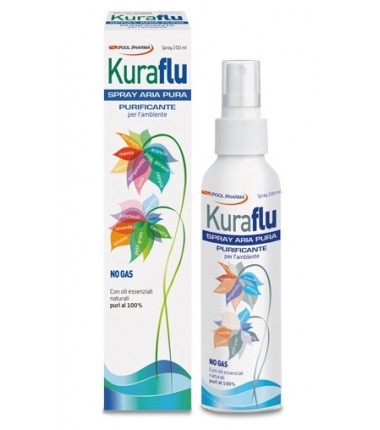KuraFlu Spray Aria Pura
