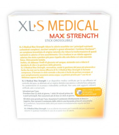 XL-S MEDICAL Max Strength - Stick