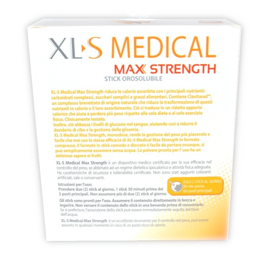 XL-S MEDICAL Max Strength - Stick