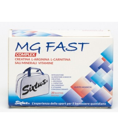 Mg Fast Compex