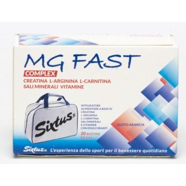 Mg Fast Compex