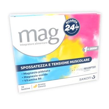 Mag Ricarica 24 Ore