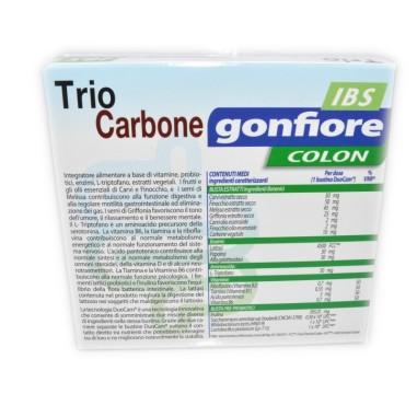 Trio Carbone Gonfiore