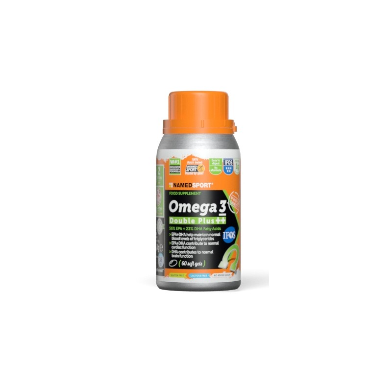 Omega 3 Double Plus - 60 Softgel
