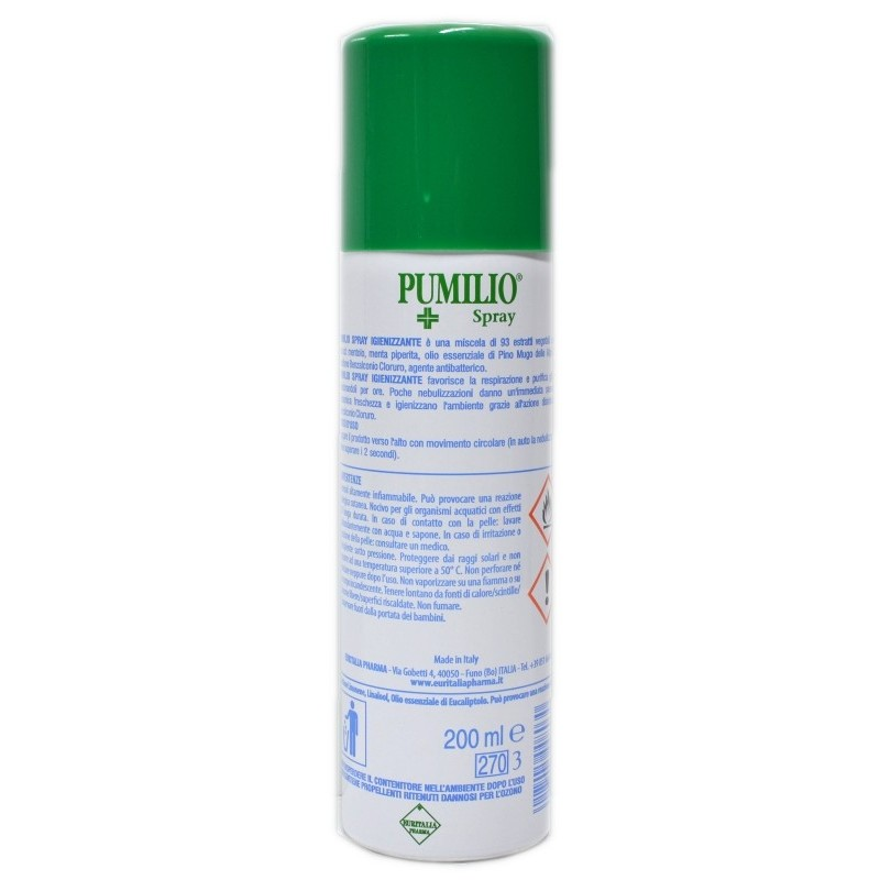 Pumilio Spray