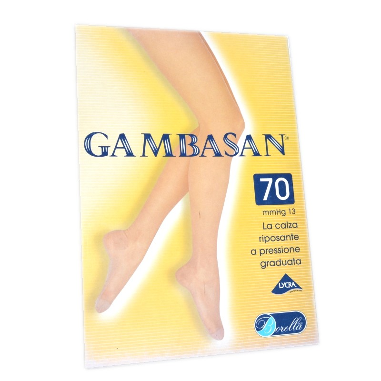 Calza Riposante 70 Denari Gambasan
