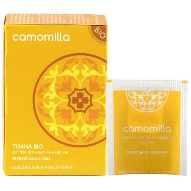 Tisana Bio Camomilla