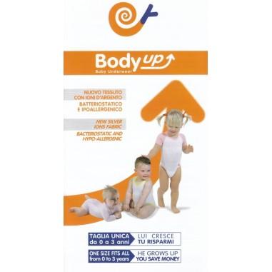 Body Up 4 Season Giallo/Bianco