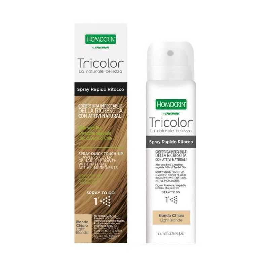 Tricolor Spray Rapido Ritocco - Biondo Chiaro
