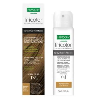 Tricolor Spray Rapido Ritocco - Biondo Scuro