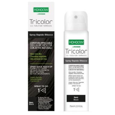 Tricolor Spray Rapido Ritocco - Nero