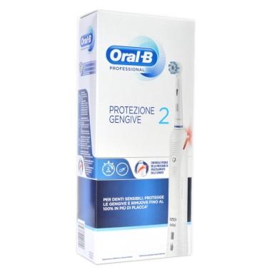 Spazzolino Elettrico Oral-B Protezione Gengive 2 Professional