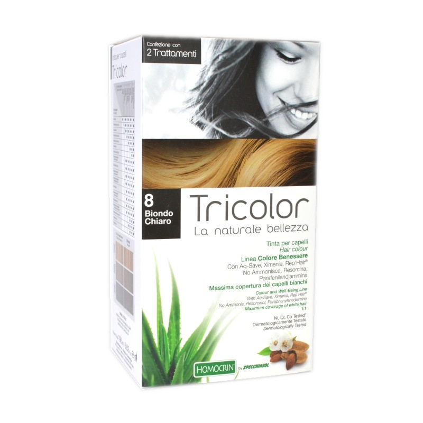 Tricolor Tinta per Capelli - Biondo Chiaro 8