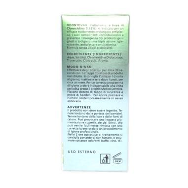 Odontovax Collutorio Antiplacca Clorexidina 0,12%