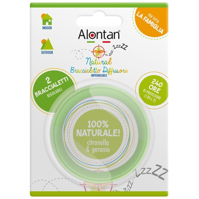 Alontan Natural braccialetto
