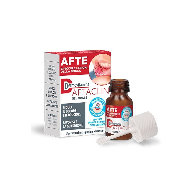Dermovitamina Aftaclin Gel Orale