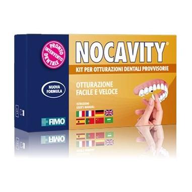 Kit per Otturazioni Dentali Provvisorie Nocavity